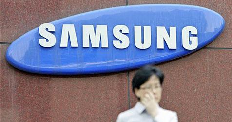 Samsung plant heuer Rekord-Investitionen