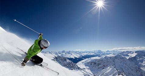 """Deutsche erfindet Skiunfall, um Mitleid von """"Ex"""" zu heischen (Bild: © 2010 Photos.com, a division of Getty Images)"""