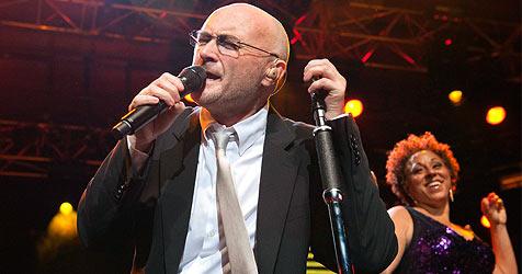 Wohlklingender Gruß aus der Rock-Rente: Phil Collins