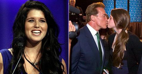 Schwarzeneggers Tochter lehrt, sich selbst zu lieben