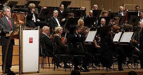 Brucknerfest von Bundespräsident eröffnet (Bild: APA / Andy Wenzel)