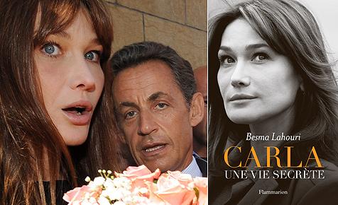 Buch: Carla Bruni-Sarkozy ist eine Art weiblicher Don Juan