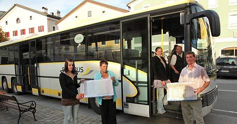 Die Pinzgauer wollen ihre Busse wieder zurück (Bild: Niki Faistauer)