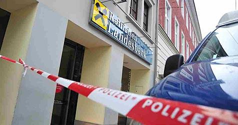 Kapperl-Bankräuber gehen deutscher Polizei ins Netz (Bild: Foto-Kerschi)