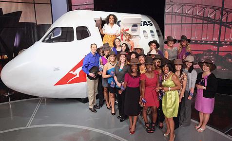 Oprah Winfrey lädt Studiogäste zu Australien-Reise ein