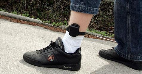Gute Erfahrungen mit der Fußfessel in der JVA Salzburg (Bild: Klemens Groh)