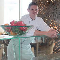 Salzburger Koch erobert Luxushotels in Asien (Bild: Privat)