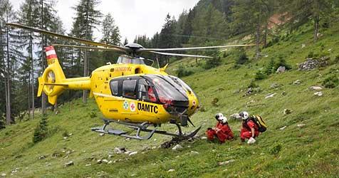 Flugrettung: Amt weist Beschwerde des ÖAMTC zurück (Bild: Krone)