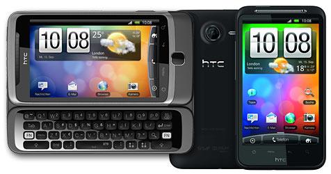 HTC präsentiert neue Smartphone-Flaggschiffe (Bild: HTC)