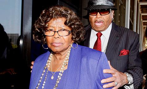 Katherine Jackson verklagt Jacksons Konzertveranstalter