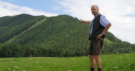 Steinbruchpläne: Faistenau will Umweltprüfung (Bild: Privat)