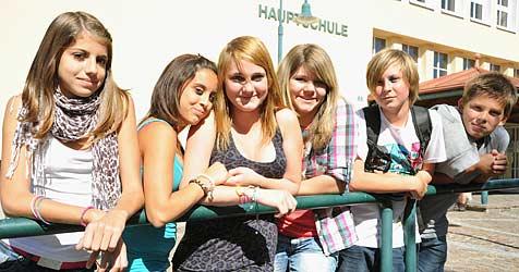 Schülerin (14) von Bergheim nach Taxham versetzt (Bild: WOLFGANG WEBER)