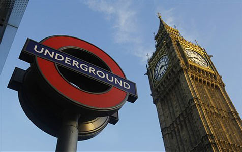 Flächendeckender Handy-Empfang für Londoner U-Bahn