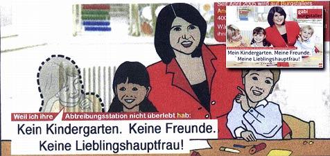 Landes-SPÖ verliert Prozess gegen Abtreibungsgegner (Bild: Jugend für das Leben, SPÖ)