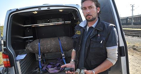 Linzer leben auf etwa 3.000 Fliegerbomben (Bild: Horst Einöder)