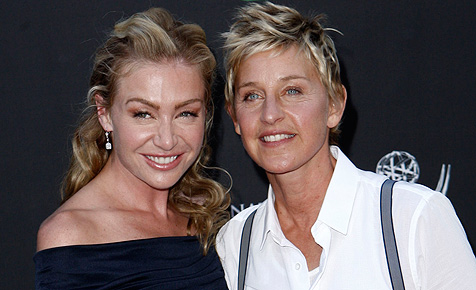 Portia de Rossi hat den Namen ihrer Frau angenommen