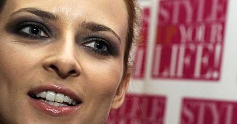 Model Eva Padberg besucht Fashion-Party in Wien (Bild: APA/Herbert P. Oczeret)