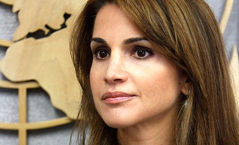 Königin Rania von Jordanien am Herzen operiert