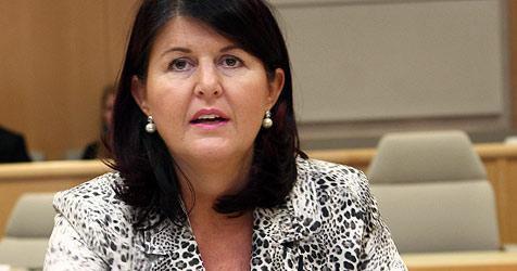 Burgstaller kritisiert Erhöhung der Mineralölsteuer (Bild: APA/Pressefoto Neumayr/MIKE VOGL)