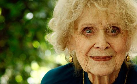 """Titanic-Rose"" Gloria Stuart 100-jährig gestorben"