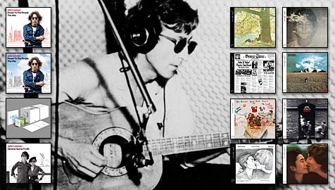 4 neue Alben zum 70. Geburtstag der Beatles-Legende (Bild: EMI Music)