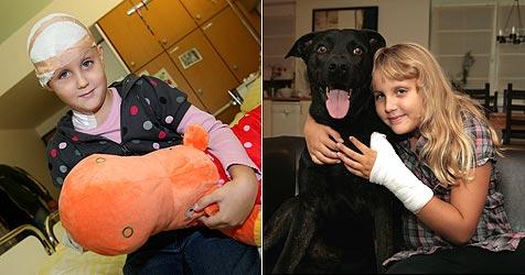 Bissopfer Pia bleibt trotz Attacke Hundefan (Bild: Chris Koller; Markus Schütz)