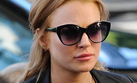 Lindsay Lohan ist freiwillig in einer Entzugsklinik