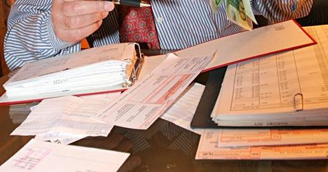 Sicherheitsdienst mit 616.000 Euro Schulden insolvent (Bild: Peter Tomschi)