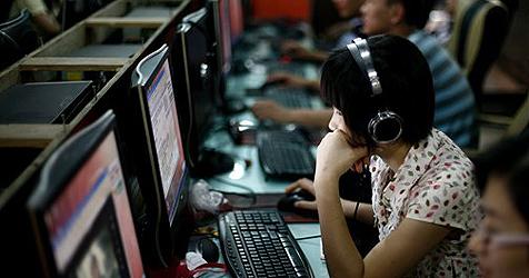 Stuxnet-Wurm attackiert Millionen Rechner in China (Bild: AP)