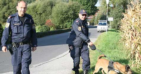 Duo erbeutet bei Überfall auf Postler 15.000 Euro (Bild: Christoph Gantner)