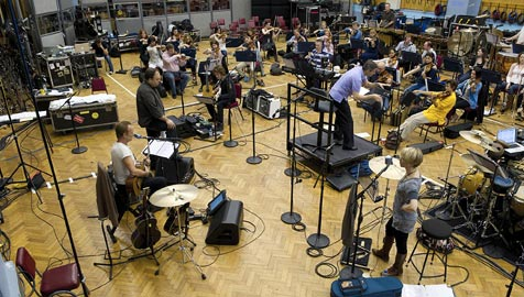 """""""Klassik-Dieb"""" Sting träumt von den Philharmonikern (Bild: LS Konzerte/Deutsche Grammphon/Clive Barda)"""