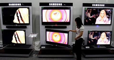 Samsung und Sharp büßen für LCD-Preisabsprachen