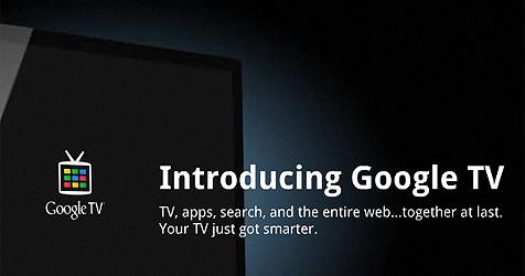 US-Fernsehsender bremsen Google TV massiv aus (Bild: www.google.com/tv)