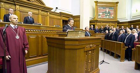 Ukraine verbietet kurze Röcke in Ministerien