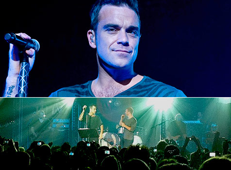 Abschied vom Ego-Trip: Robbie stellt Best-of-Album vor (Bild: EMI/MAUD BERNOS, Christoph Andert)