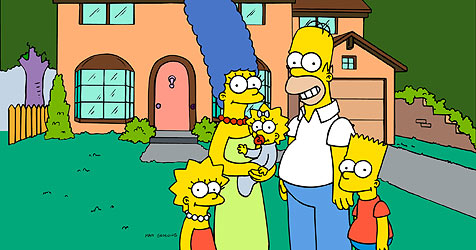 "Künstler Banksy zeigt ""Simpsons""-Schockbilder"