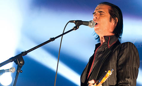 Nick Cave rockte mit Grinderman in Wien (Bild: Andreas Graf)