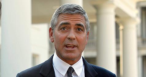 George Clooney bat Barack Obama um Hilfe für den Sudan