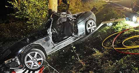 Familienvater stirbt bei Unfall in Maria Schmolln (Bild: Manfred Fesl)