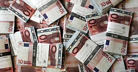 Niederösterreich weist den höchsten Schuldenstand auf (Bild: dpa/dpa-Zentralbild/Z5328 Jens Wolf)