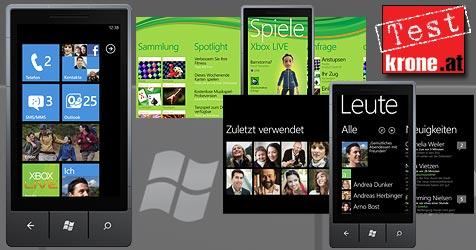 Das denken Nutzer über Microsofts Windows Phone 7
