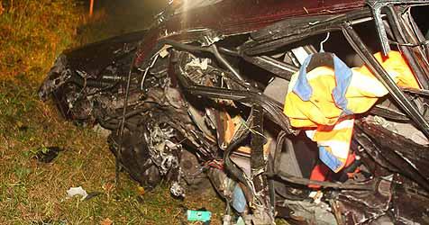 Unfallserie fordert zwei Todesopfer und vier Verletzte (Bild: www.foto-scharinger.at)