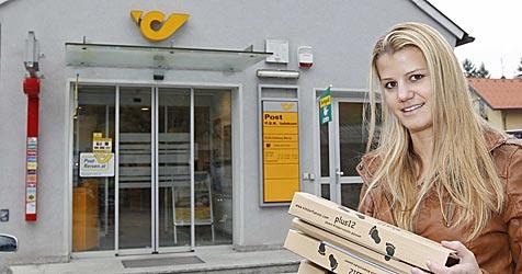 SPAR-Supermarkt eröffnet als Post-Partner in Morzg (Bild: Markus Tschepp)