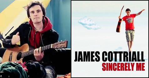 Austro-Engl�nder auf Erfolgskurs: James Cottriall