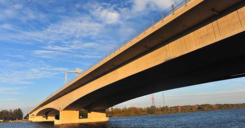 Neue Donaubrücke Traismauer feierlich eröffnet (Bild: ASFINAG)