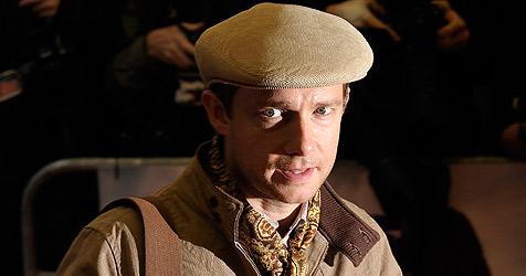 """Martin Freeman spielt Bilbo Beutlin in """"Der Hobbit"""""""