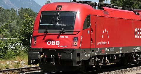 Slowake raubte Frauen im Zug aus - zwölf Monate Haft (Bild: öbb)
