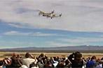 Startbahn für das SpaceShipTwo in den USA eröffnet