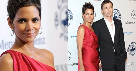 Halle Berry und Olivier Martinez zeigen ihre Liebe