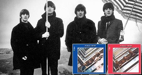 54 Klassiker der Beatles auf zwei Doppel-CDs